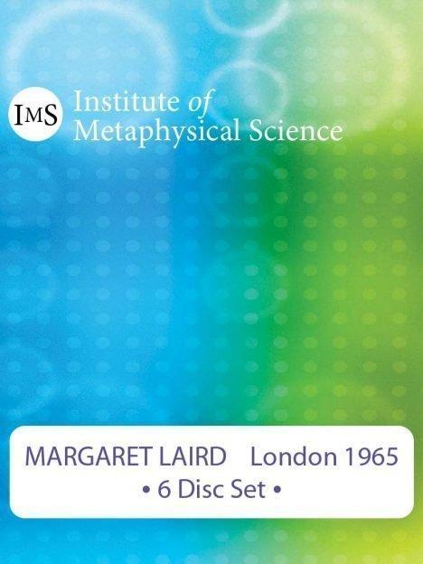 Margaret Laird 1965 London Seminar