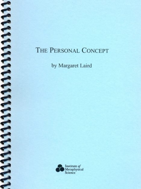 The Personal Concept by Margaret Laird