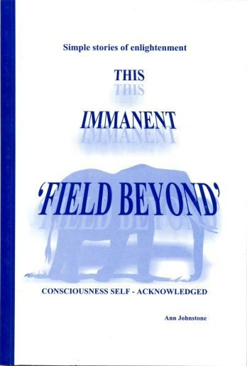This Immanent Field Beyond by Ann Johnstone