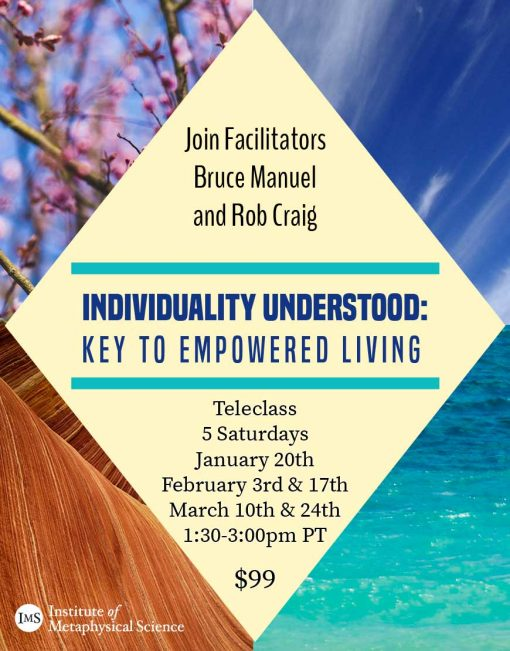 Megaphysics Class: Individuality Understood - Key to Empowered Living