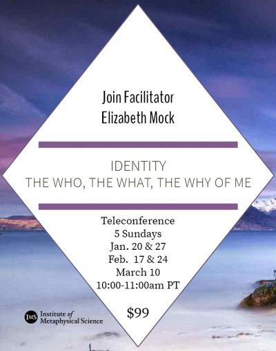 Identity: The Who, The What, The Why of Me - Teleconference